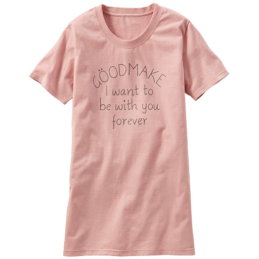 プリントロングTシャツ