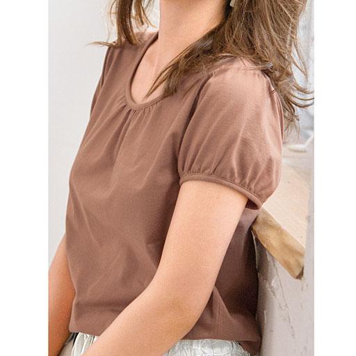 パフスリーブTシャツ