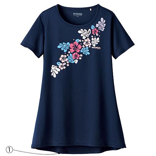 チュニックTシャツ(ケイパ)
