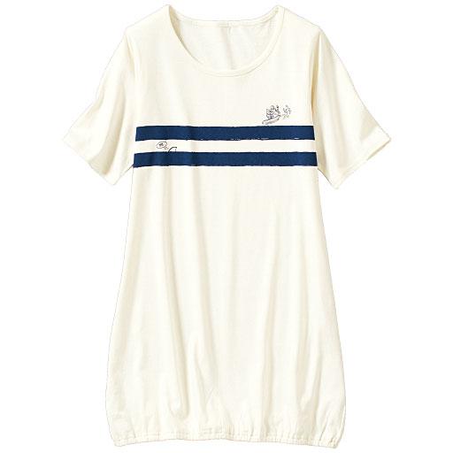 バルーンチュニックTシャツ