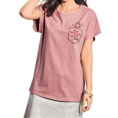 半袖プリントTシャツ