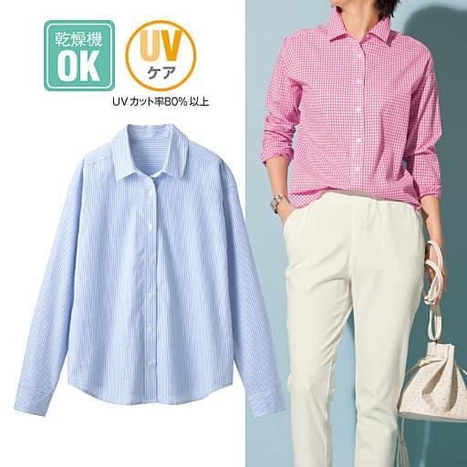 UVカット レギュラーシャツ