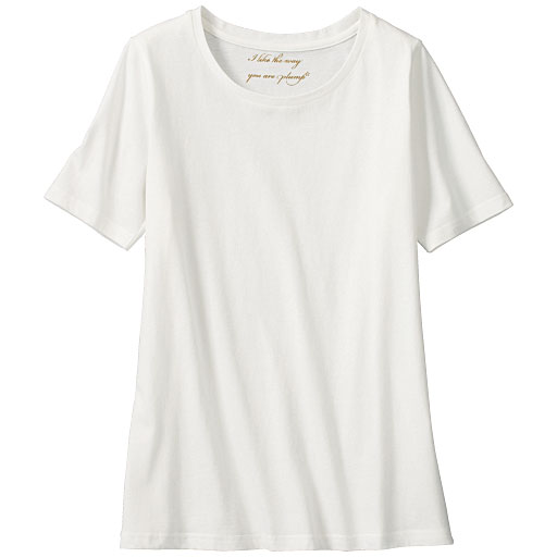 シンプルTシャツ