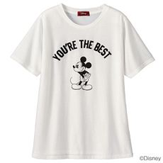 Tシャツ(ディズニー)