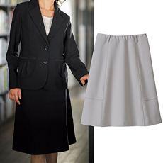 ハイテンション裾切り替スカート