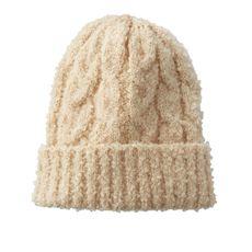 ニット帽(手洗いOK)