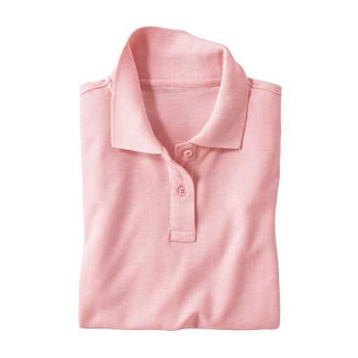 【SALE】 【レディース】 UVカットポロシャツ(半袖)(S-5L)