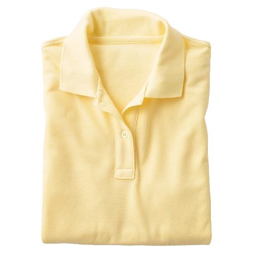【レディース】 UVカットポロシャツ(長袖)(S-5L)