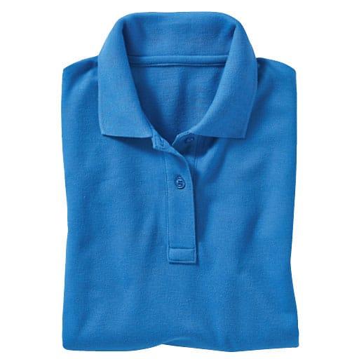 【SALE】 【レディース】 UVカットポロシャツ(長袖)