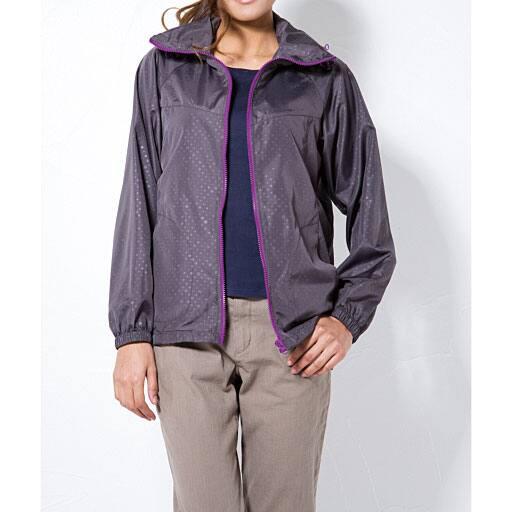 【SALE】 【レディース】 裏メッシュ素材のジャケットの通販