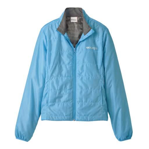 【SALE】 【レディース】 アルミ保温中綿ジャケット(Kaepa)(洗濯機OK)の通販
