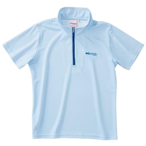 【レディース】 ハーフジップTシャツ(Kaepa)の通販