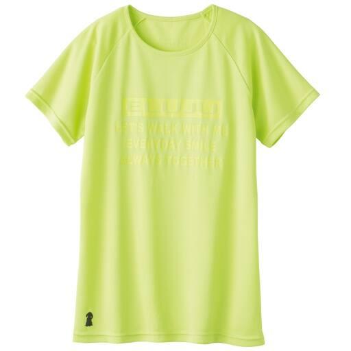 【レディース】 半袖プリントTシャツ(エルジュ)(吸汗速乾、UVカット)の通販