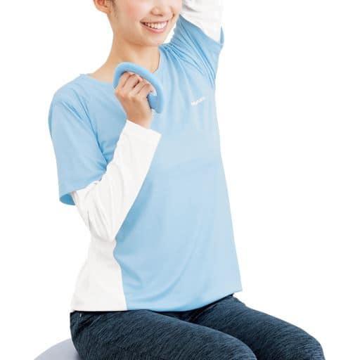 【レディース】 半袖・長袖Tシャツセット(HEAD)の通販
