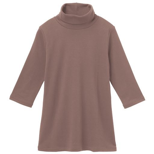 【SALE】 【レディース】 UVカットルーズネックTシャツ(七分袖)の通販