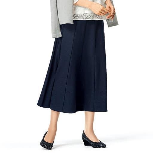 【レディース】 裏シャギーあったかロングスカート