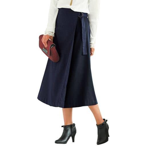 【レディース大きいサイズ】 スカート