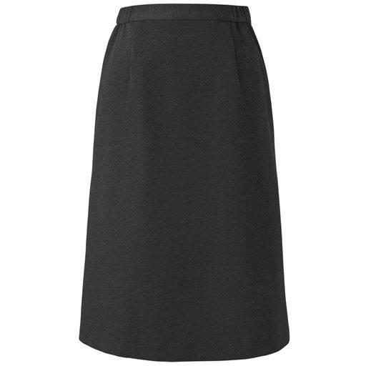 【レディース】 あったか裏地スカート(事務服・洗濯機OK・選べる2丈) - セシール