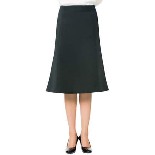 【レディース】 スカート丈が選べるスーツマーメイドスカート(事務服・洗濯機OK)の通販