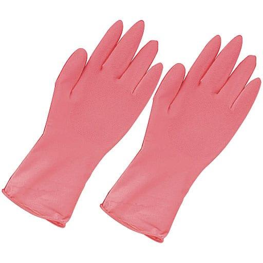 左右兼用薄型家庭用ゴム手袋(10枚x2) – セシール