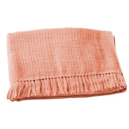 <セシール>【今治産】タオルショール <サイズ>F <カラー>ピンク