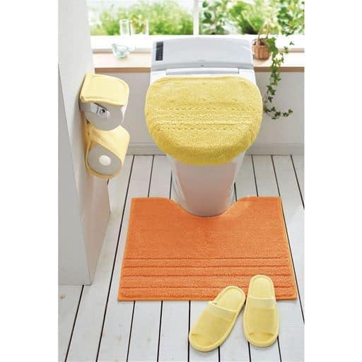【単品販売】トイレ小物(ペーパーホルダーカバー・スリッパ)の商品画像