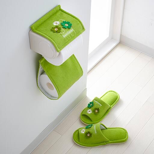 【スイートガーデン】トイレ小物の写真