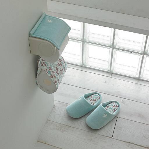 北欧鳥柄トイレ小物(単品販売)の商品画像