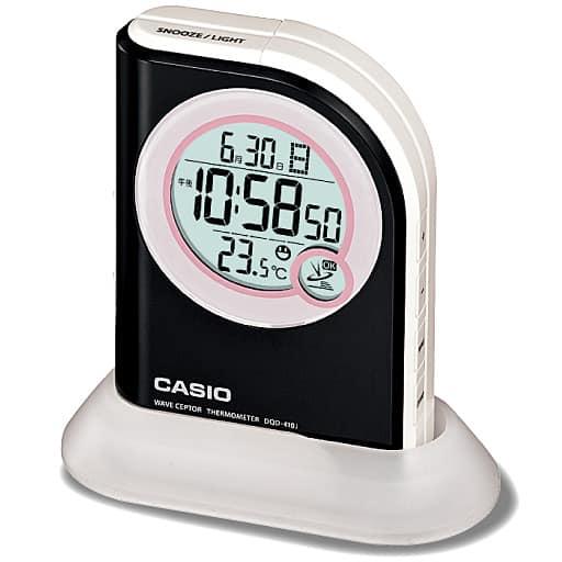 CASIO LEDライト付き電波時計 – セシール