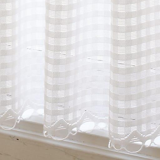 トイレ・洗面所の小窓におすすめ消臭カフェカーテンと題した写真