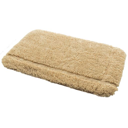 足が埋もれるフカフカ吸水バスマット(抗菌防臭) – セシール