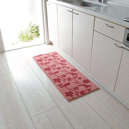 防汚加工・抗菌防臭キッチンマットの商品画像