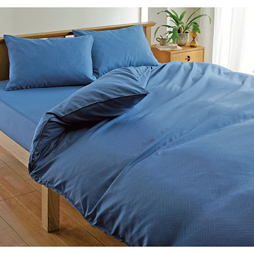 乾燥機OKイージーケアの枕カバー(同色2枚組) – セシール