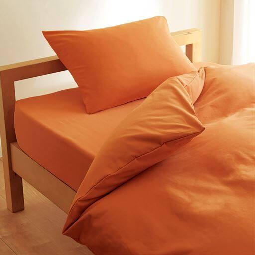 「丈夫でしっかり」綿ツイル掛け布団カバー – セシール