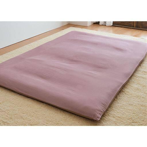 「丈夫でしっかり」綿ツイル敷き布団カバーの商品画像