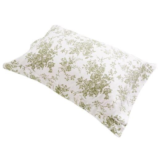 いつもの寝室がホテルに変わる。ホテル感覚の高密度枕カバーの商品画像
