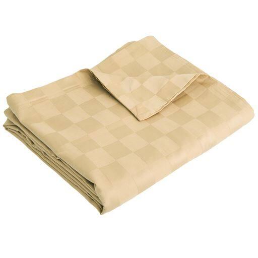 いつもの寝室がホテルに変わる。ホテル感覚の高密度掛け布団カバー – セシール