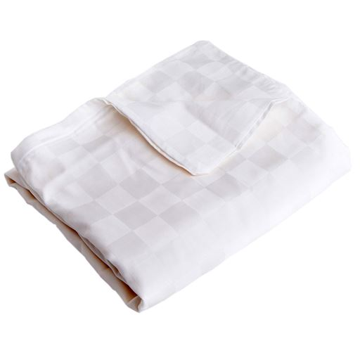 いつもの寝室がホテルに変わる。ホテル感覚の高密度敷き布団カバーの商品画像