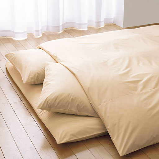 高密度防ダニ枕カバー(同色2枚組) – セシール