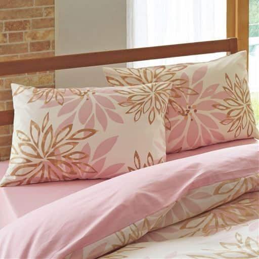 日本製綿100%枕カバー(同色2枚組) – セシール