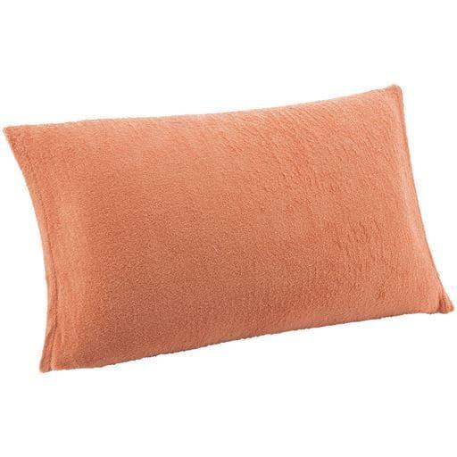 のびのびパイル枕カバー(無地)の商品画像