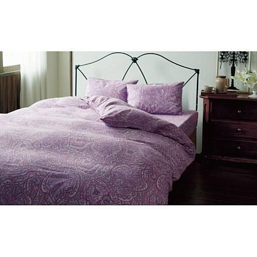 【SALE】 綿フラノ枕カバー(同色2枚組)の商品画像