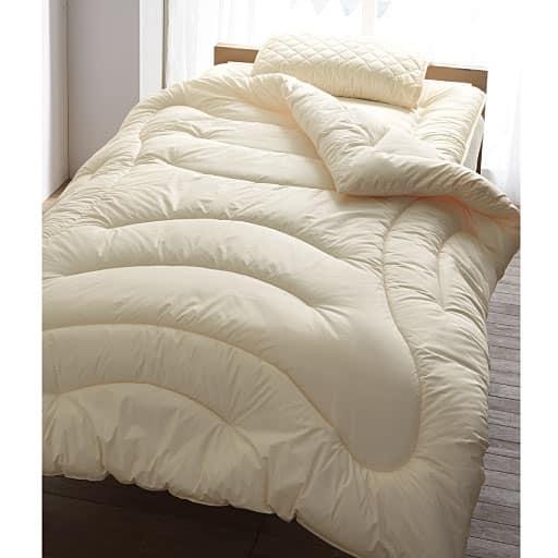 アレルラップΩ枕パッド(同色2枚組)の写真