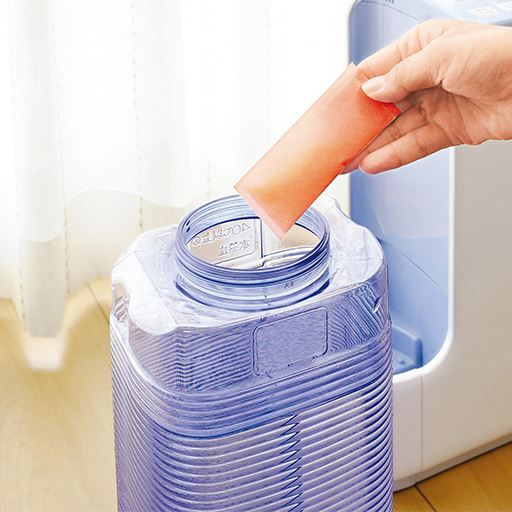 加湿器のタンク除菌剤 ヨウ素DEすっきり