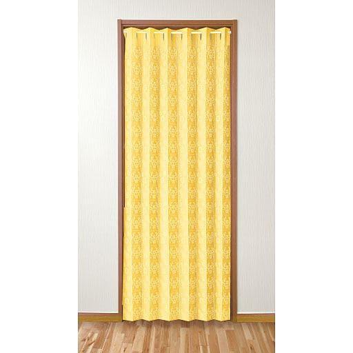 間仕切りパタパタカーテン 厚手冬用の写真