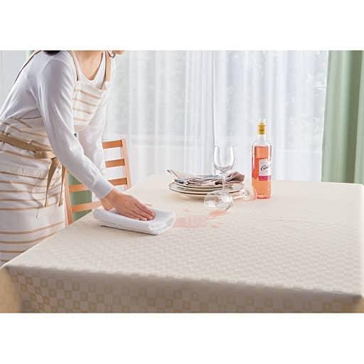 【SALE】 日本製テーブルクロス(はっ水加工) – セシール