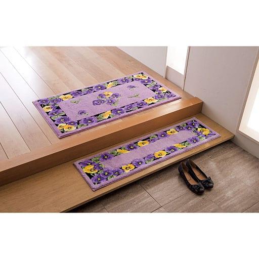 洗える高密度玄関マット(吸着シート付き) – セシール