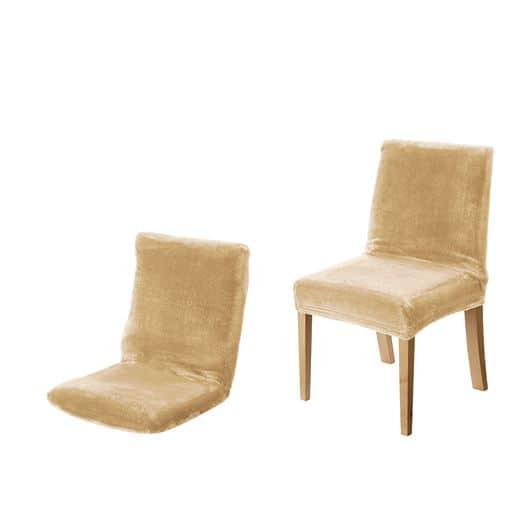毛布のように暖か・なめらか・のびのび座椅子カバー・座面カバーの写真