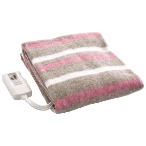 だんだん割り 消臭 電気敷き毛布 – セシール