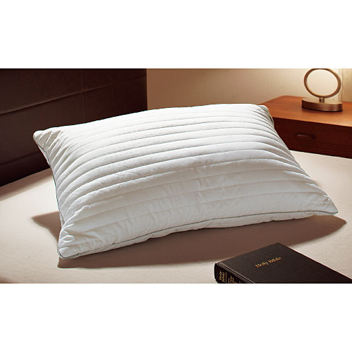 ホテル感覚の洗える枕の写真